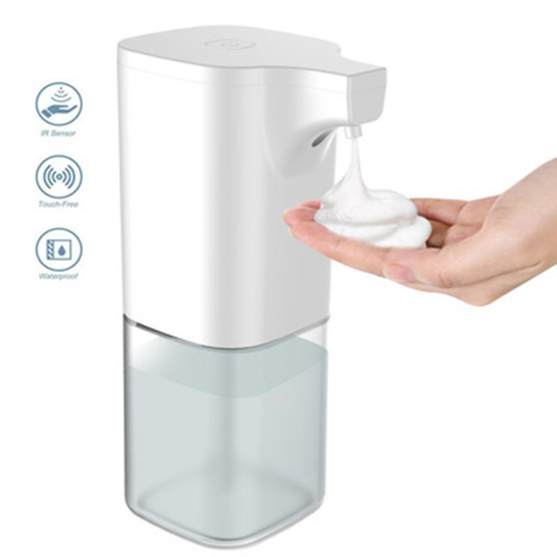 Intelligent dispositivo de lavado automático de líquidos dispensador de jabón de inducción Foaming Hand para Cocina Baño dispensador automático