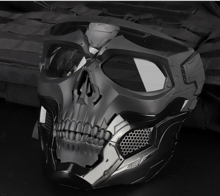 2010 nouvelle armée de la mode amateurs de soldat extérieur masque tactique Tactical Gear capot matériel de camping soldat équipement Livraison gratuite