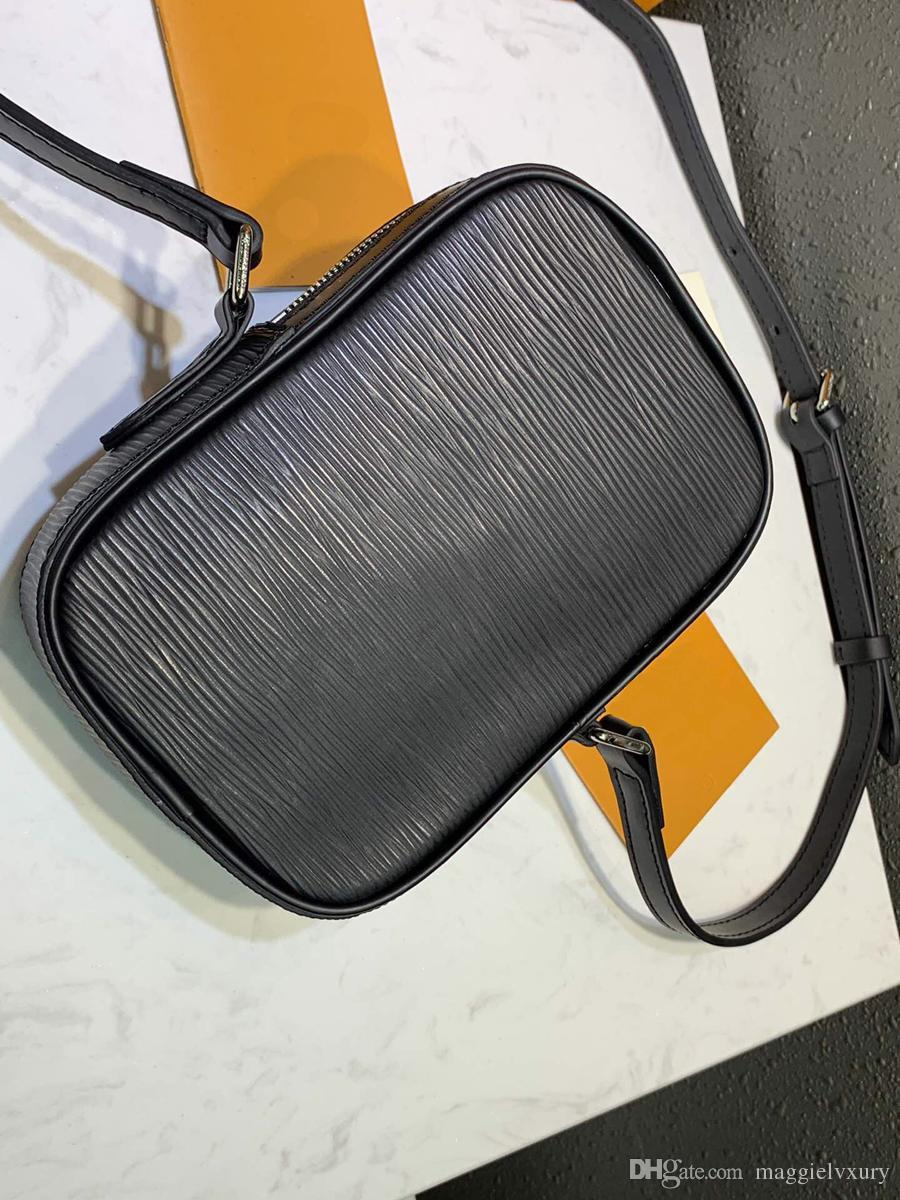 2019 Black Cross Body Mini мешок плеча Danube RARE Pop-Up Новой Crossbody Мода женщин Кошелек Деньги Сумки M55120