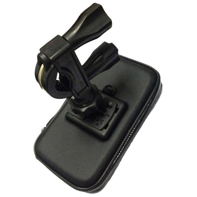 ABUO-vélos Support de téléphone portable étanche vélo téléphone portable Sac étanche Bordures Support téléphone portable sac de rangement à double usage