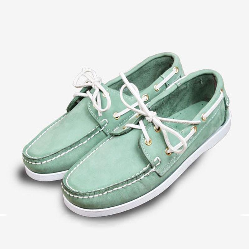 Große Größen-Frühlings-Herbst-Männer Schuhe Mode Loafers Men Casual Driving Schuhe weiche Mokassins Wohnungen Slip On Schuhe Männer 7 # 25 / 20D50