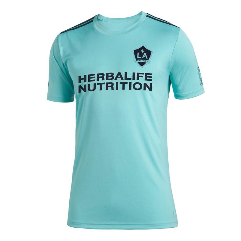 2020 MLS LA Galaxy Mükamele Jersey futbol formaları futbol forması Mükamele futbol formaları Aktif erkekler formaları Erkek Tişörtler boyut S-4XL