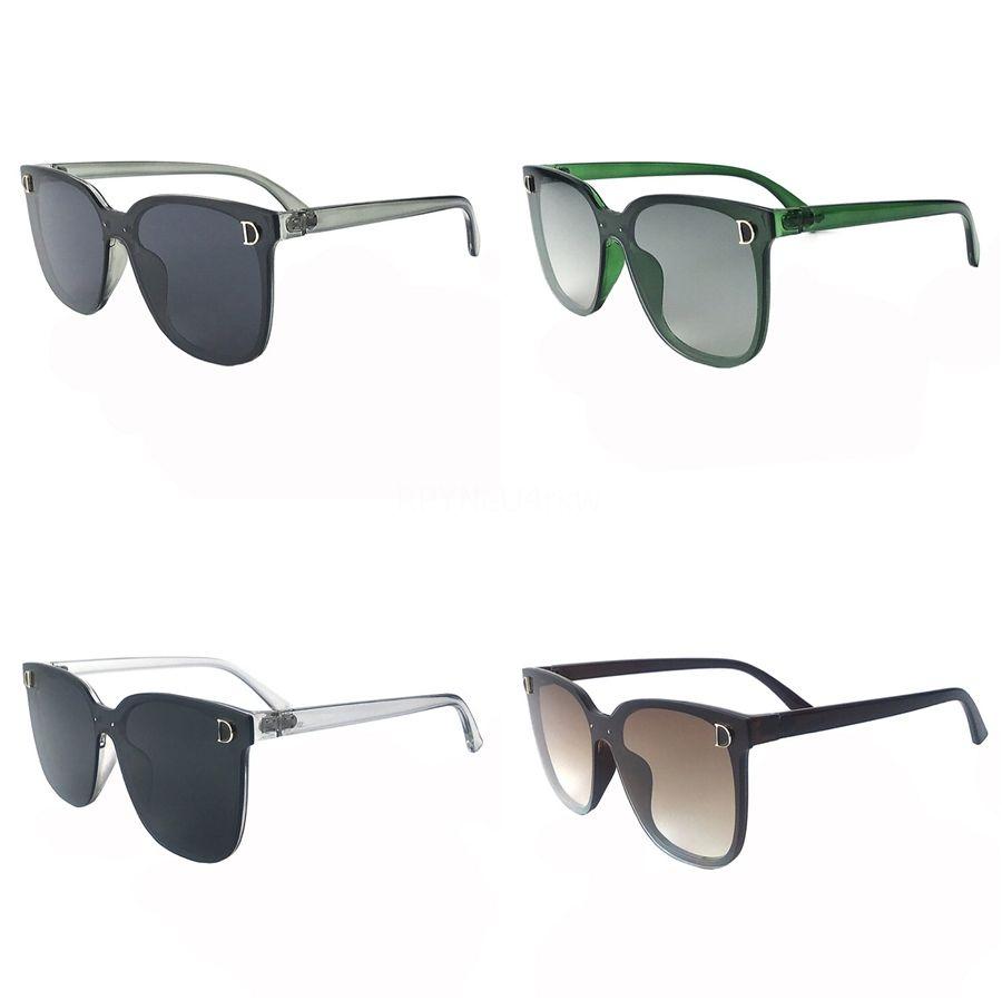 Yeni Yetişkin Erkekler Kızlar Polarize Güneş Gözlüğü Harf D Güneş Gözlükleri Silikon Emniyet Moda Gözlük Hediye İçin Yetişkin Bebek UV400 Gözlük # 327