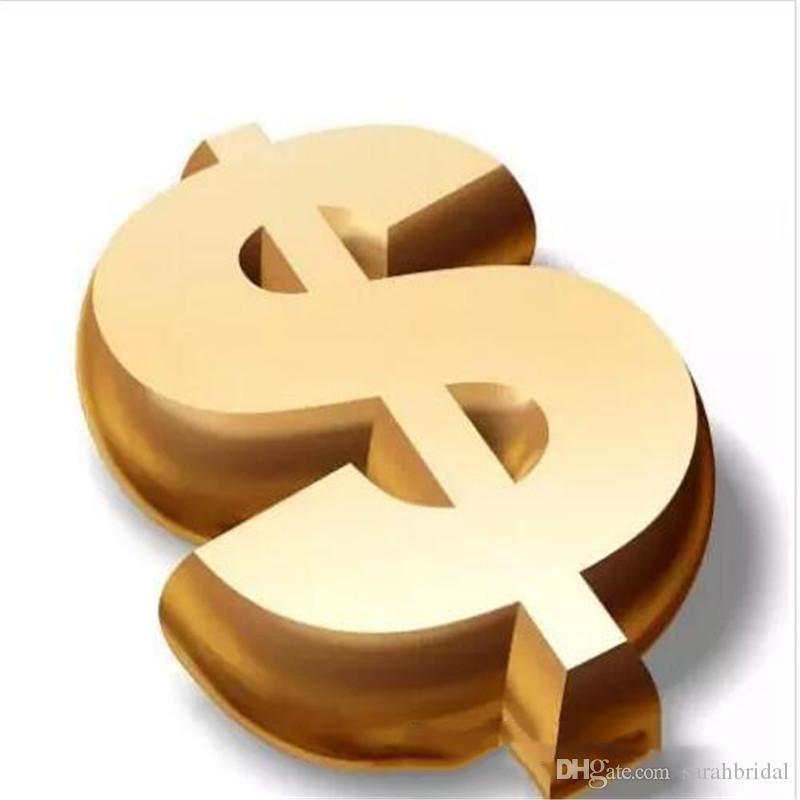 lien pour les frais matériels spéciaux se précipitent pour taille plus spéciale fait sur mesure Vestidos de Noiva