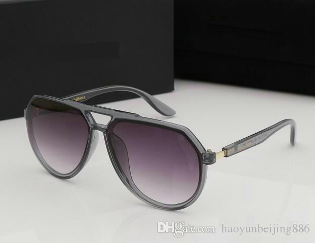 luxury top big qualtiy New Fashion Occhiali da sole per uomo Donna Erika Eyewear Designer Brand Occhiali da sole con scatola originale 925