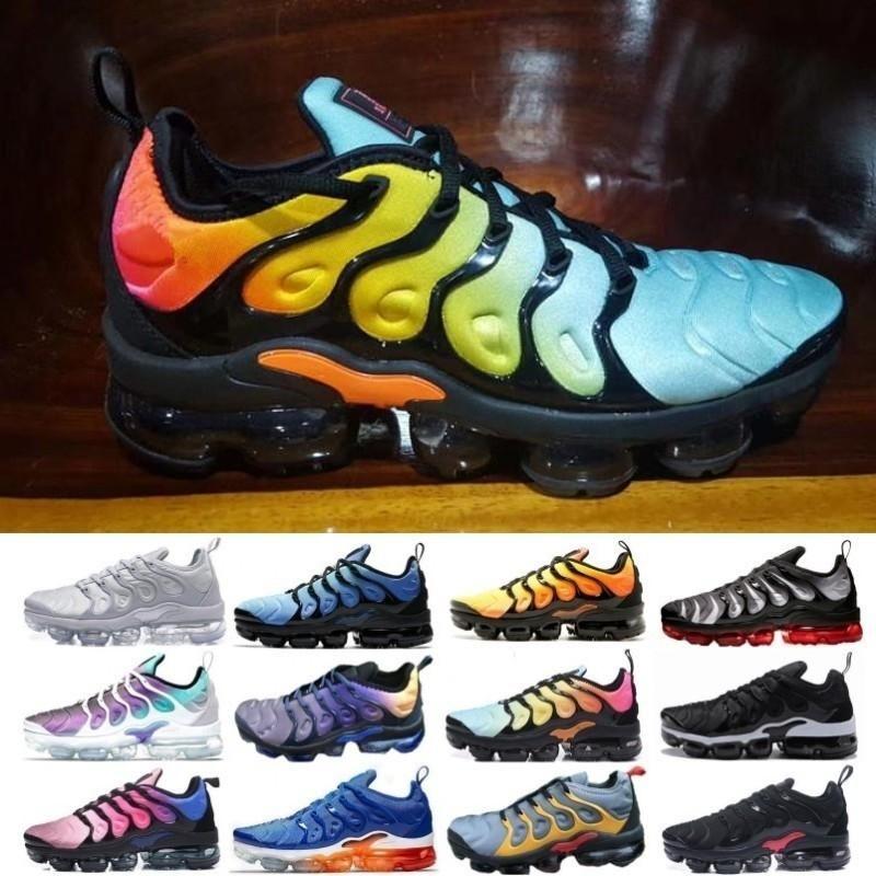 TN Artı Erkekler Kadınlar Kraliyet Smokey Leylak Dize colorways Mxamropavs Ayakkabı Tasarımcısı Üçlü Beyaz Siyah Eğitmenler Sport için spor ayakkabıları Koşu