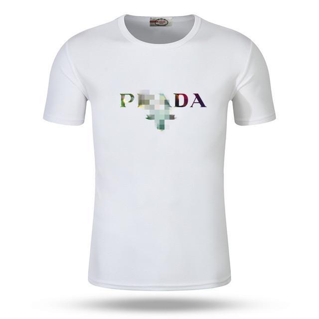 2018 baskılı tasarımcı T gömlek erkekler Için kısa kollu T-shirt yenilik Kazak Erkek Giyim tops Ile hayvan desen S-5XL
