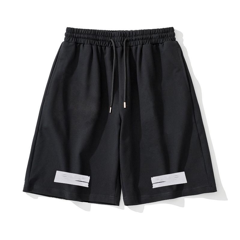 Pantalones cortos para hombres 2020 nuevos cortocircuitos ocasionales de los pantalones cortos de deporte de alta calidad de los hombres cómodos pantalones de cinco minutos al aire libre de los pantalones de diseño de tendencia SH14