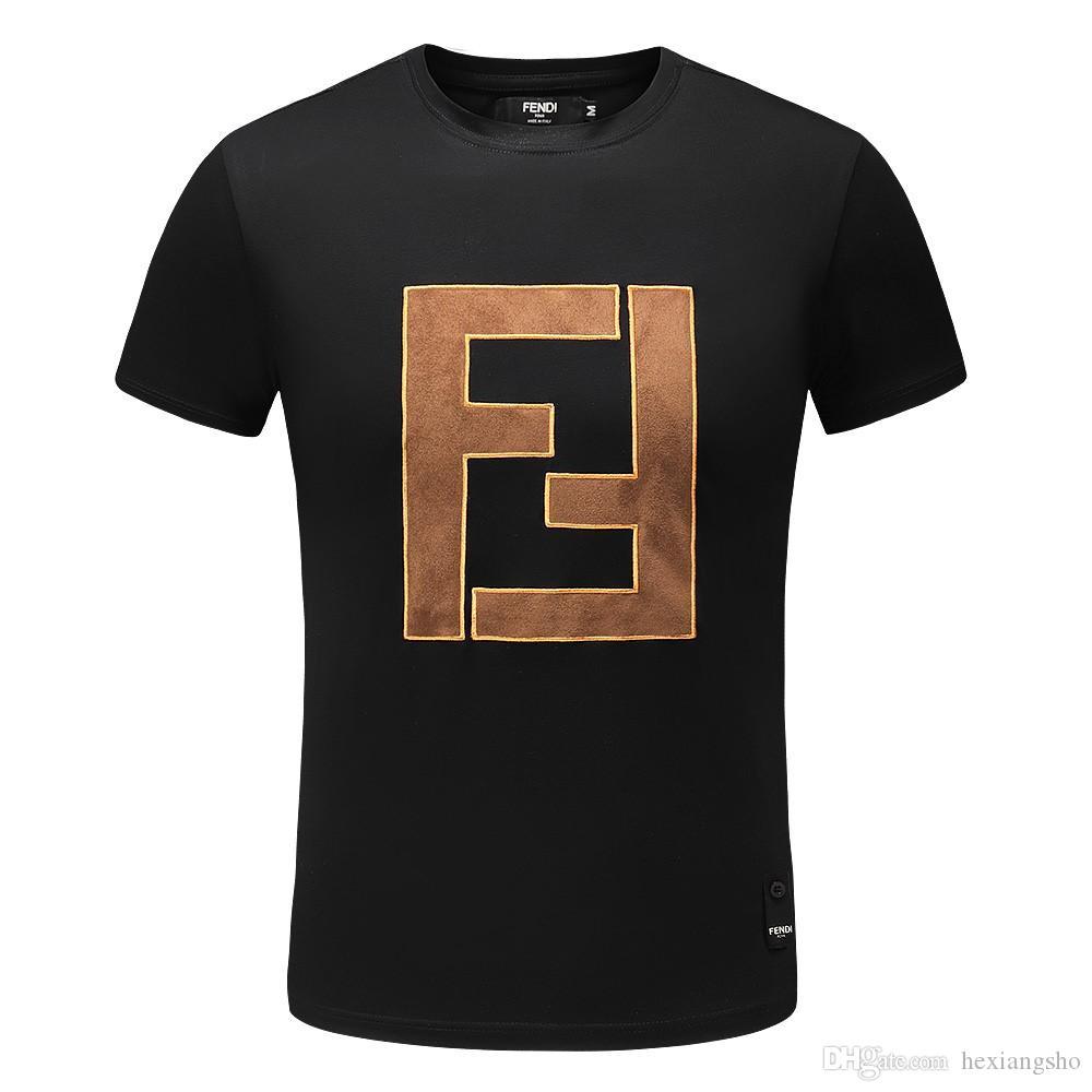2019 Verano Nueva camiseta con estampado de Canadá Hombres Slim Fit Moda 100% Algodón Vintage Camisetas Ropa de marca de alta calidad w65