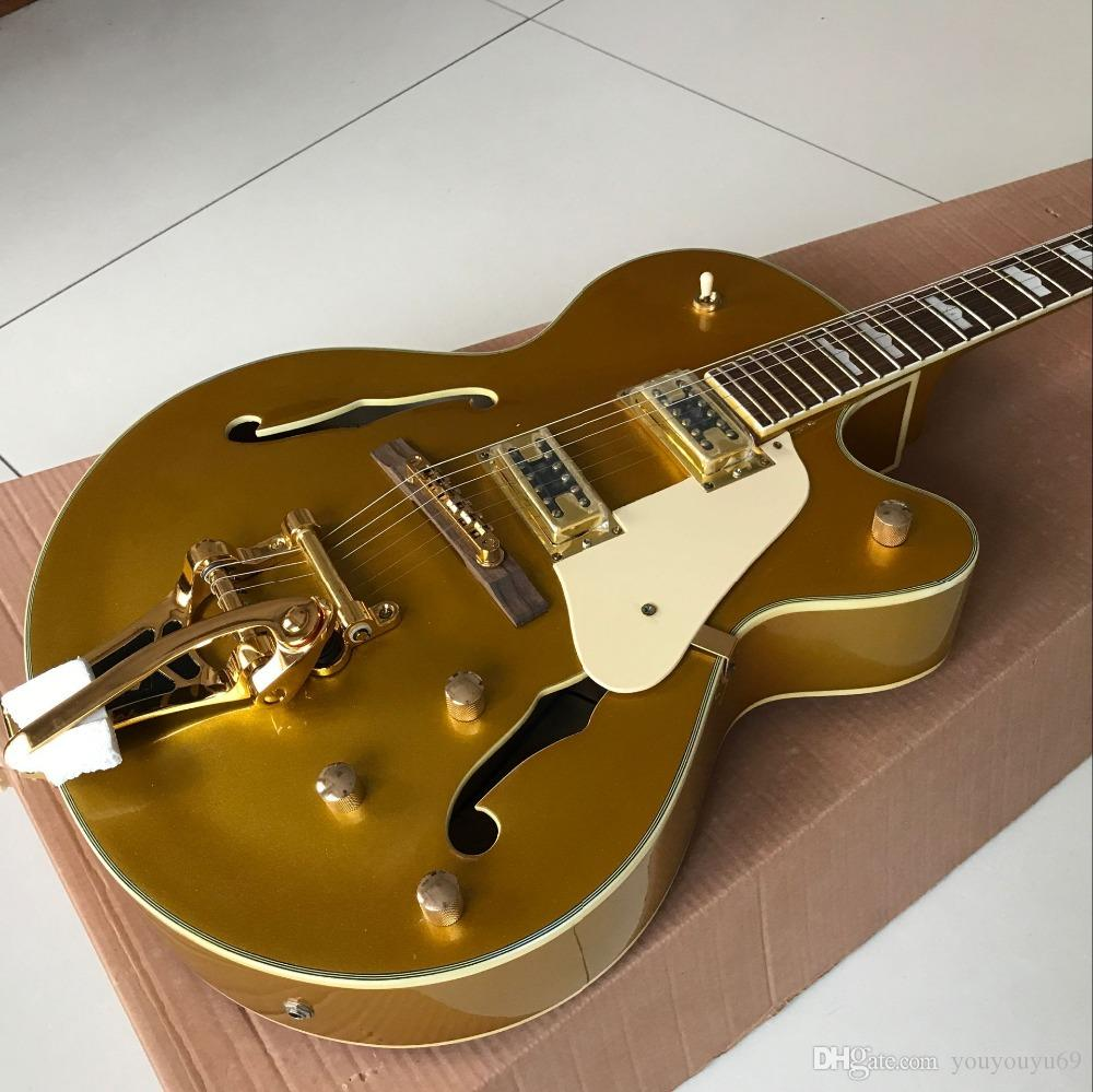 На заказ фабрики продаются новейшие струны джазовой электрогитары 6, золотые гитарные топы. Поддержка настройки Gitaar