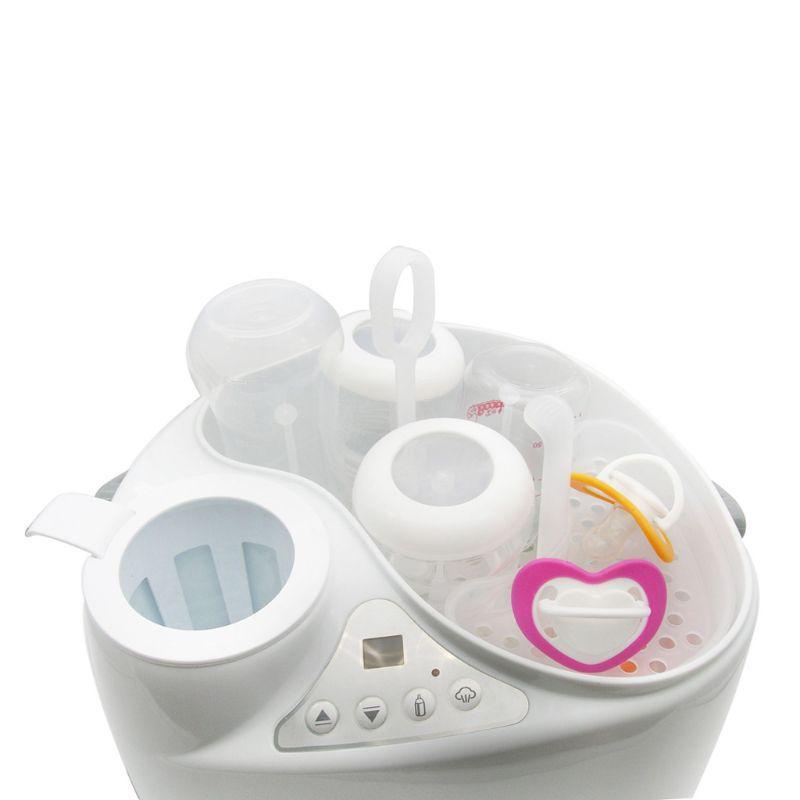 Бутылочек 4-в-1 BPA-Free Премиум Быстрый детских бутылочек грелка и стерилизатор