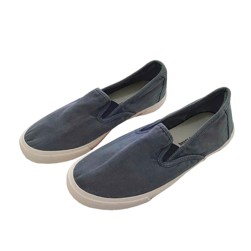Mens Canvas Shoes Summer Men Loafers