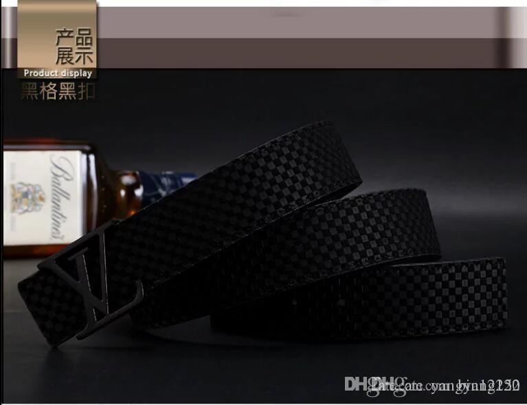 frete grátis 2020 New Mens Estilo Cintos Designer de Luxo cinto para Cintos Man Moda Marca Casual Suave fivela de alta qualidade