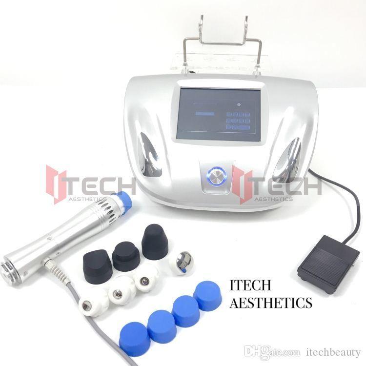 التهاب اللفافة الأخمصية صدمة آلة موجة صدمة موجة آلة نظام العلاج إد تدليك صدمة الموجة العلاج معدات SW5Y