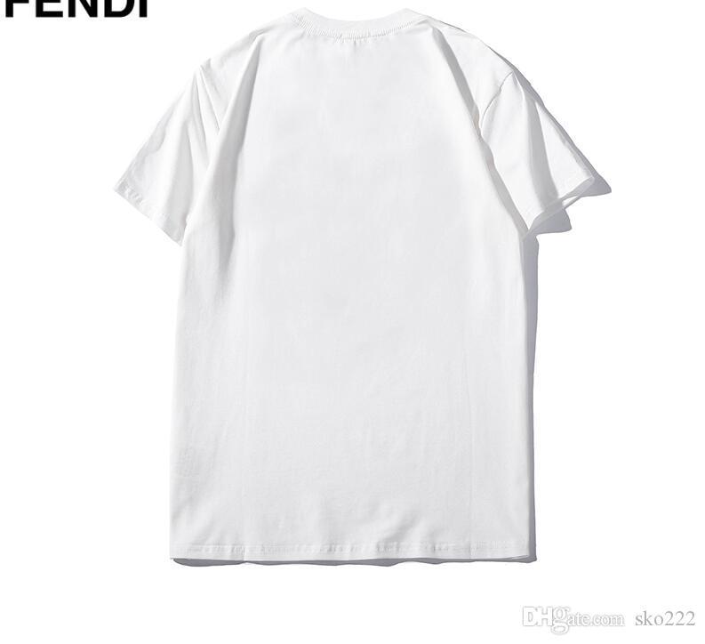 f0e47315d3 Mens Designer T Shirt Brand Women Men Tees New Arrival Summer Crown Pattern  T Shirt Luxury Casual Mens Womens Tees Shirts New Top Clothing Cool Tee ...