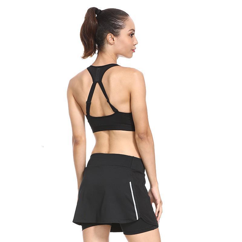 Costume Fitness Vêtements Yoga sec Respirant Vitesse Pantalons Can Ajustement Beauté Retour Brassière Ensemble deux pièces