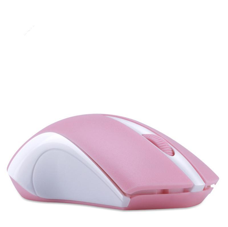 Wireless Gaming Mouse для Gamer PC Computer Mice Laptop Game 3 кнопки 1600dpi 3 Цвета с розничной коробкой