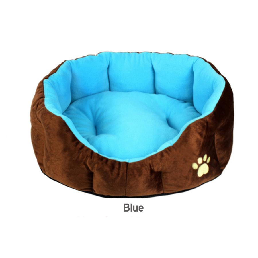 Travel Dog Nest Bed House Mat Cool Washable Large Pet Puppy Bed Fence Playpen Dogs Casa Para Perro Animals Products DD60GW