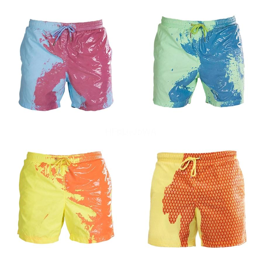 Mesh Lined Mens Swimming Shorts Nylon Quick Dry Swimwear Men Short Surf Trunks Beach Leisure Sport Wear Bathing Suit Briefs Man#459