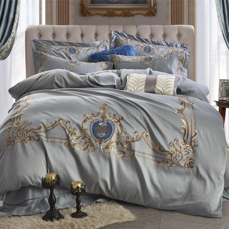 Egyptian Cotton Queen King Size Luxury, Pink Purple Bedspread Queen