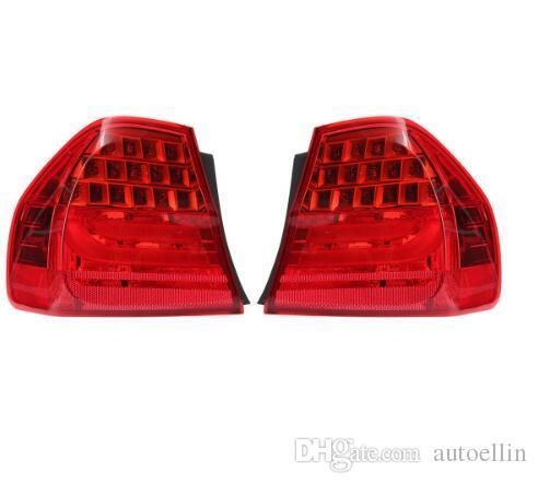 1 Pz Posteriore posteriore LUCE LAMPADA POSTERIORE A LED LATO SINISTRO / LATO DESTRO PER BMW 3 SERIE E90 2008-2011