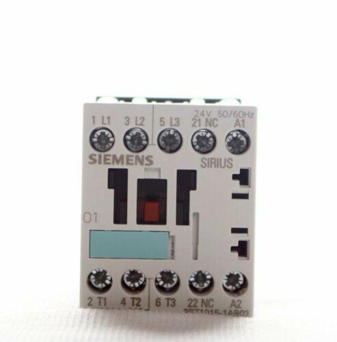 Nouveau Dans Box1PC Siemens 3RT1015-1AF02 Livraison gratuite Contactor