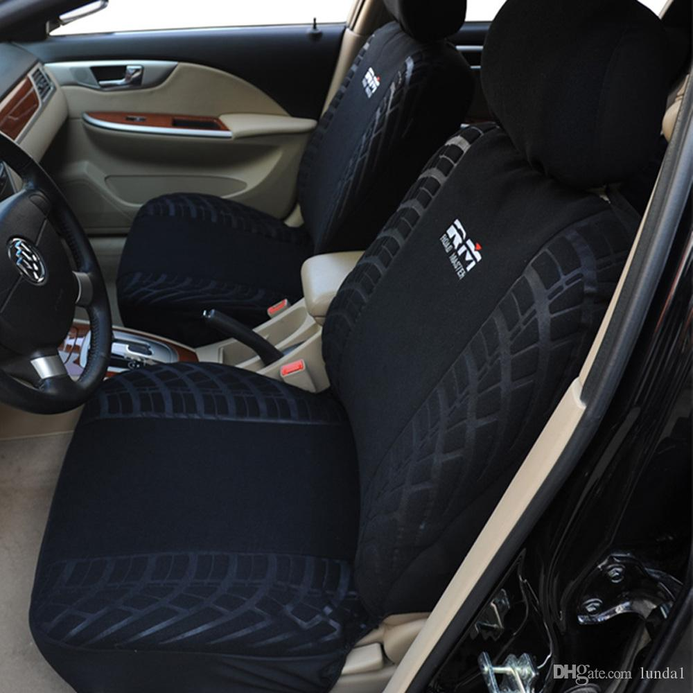 Wholesale Looped Fabric Car Seat Covers Universal Fit Most Cars