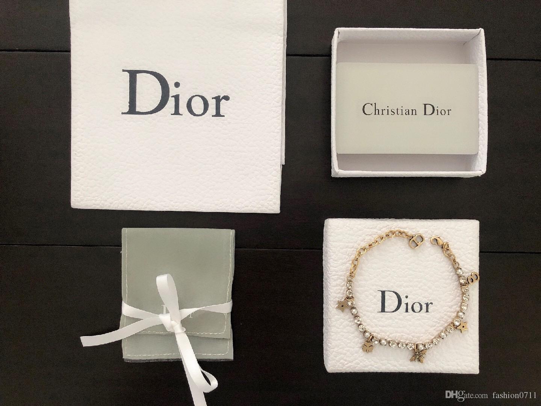 Diseñador de pulsera con el mejor regalo de la pulsera de la caja de alta calidad de las mujeres manera libre del envío 032295