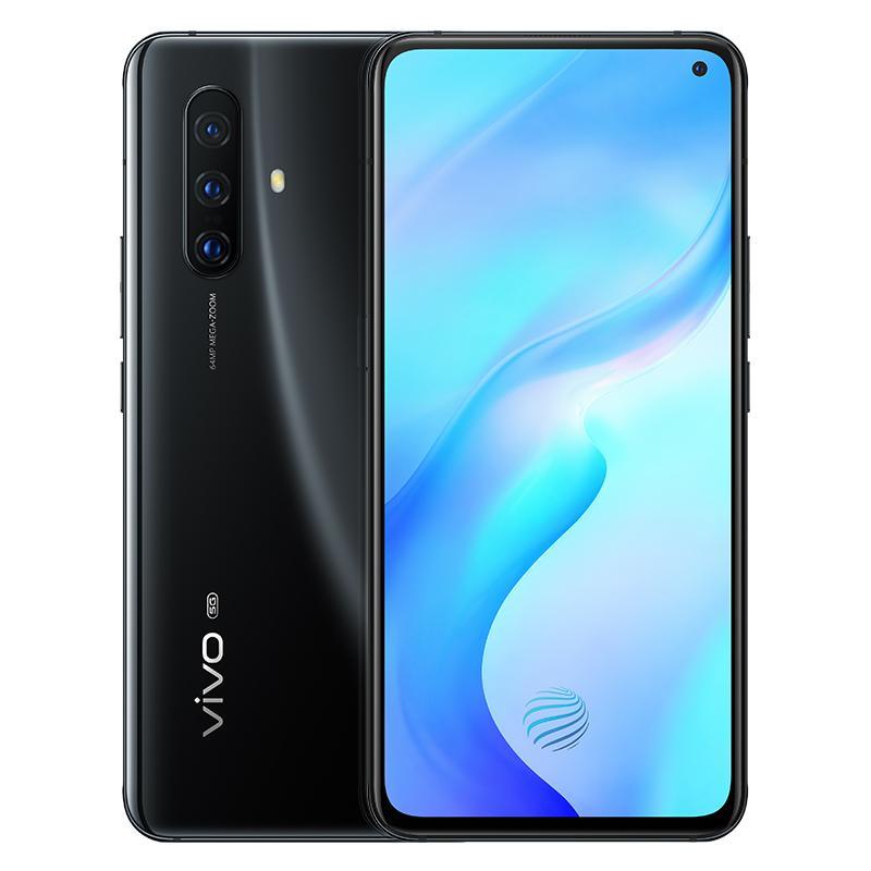 "Vivo d'origine X30 5G LTE Cell Phone 8 Go RAM 128Go ROM Exynos 980 Octa base Android 6.44"" Plein écran 64MP ID d'empreintes digitales Smart Mobile Phone"