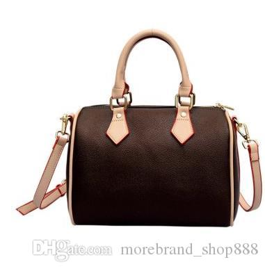 Top-Qualität Frauen Umhängetasche klassische Art-Art und Weise sackt Frauentasche Schultertasche Lady mit Schloss Totes Handtaschen