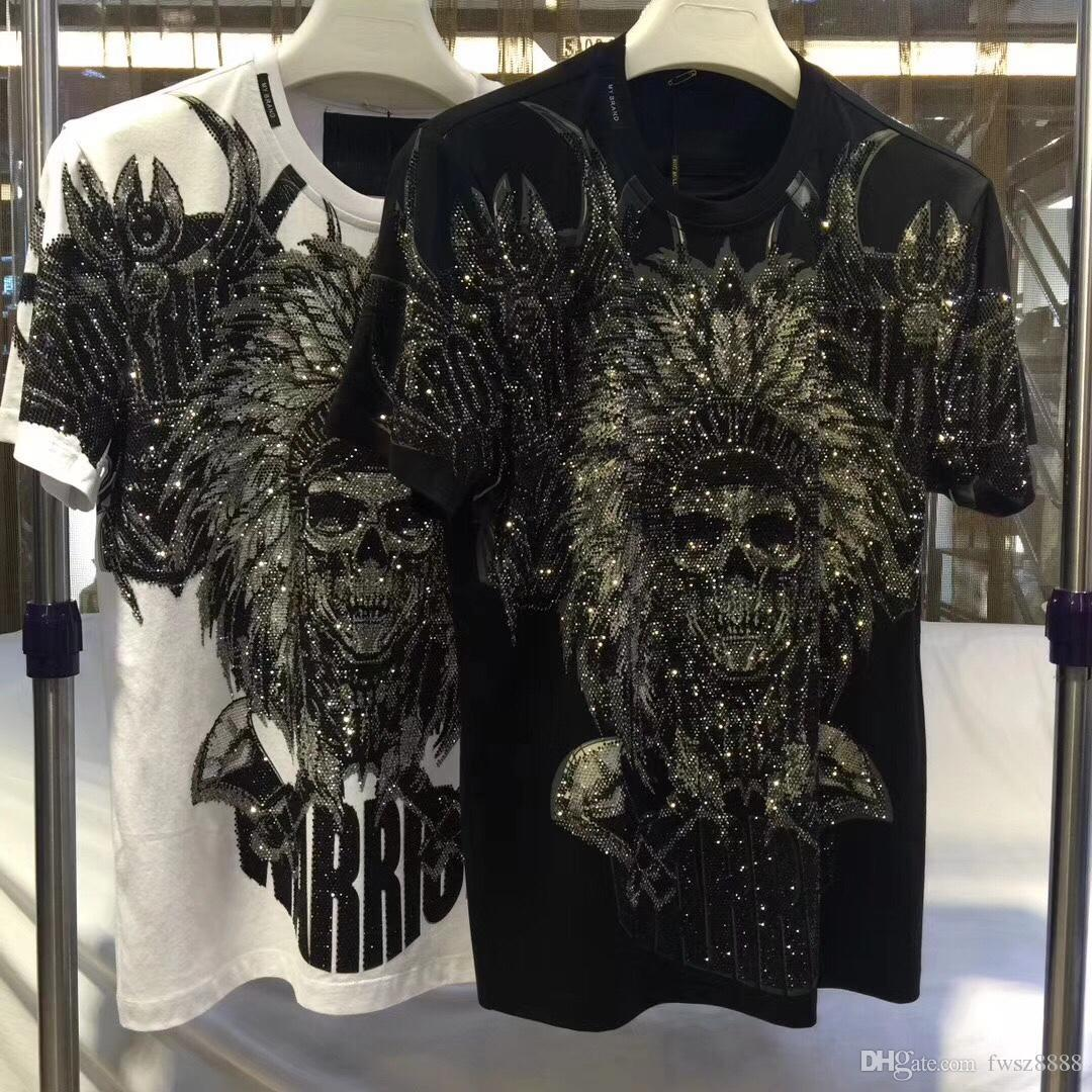 Новая футболка с коротким рукавом для мужчин брендовая одежда твердые 100% хлопок футболки мужчины качество повседневная футболка мужской FWT802110