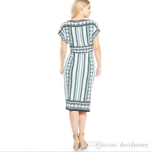 88 Femmes Salopette, Robes simples, barboteuses jupe robe à fleurs avec manches robes nuevo estilo para chicas vestido mujeres wt19