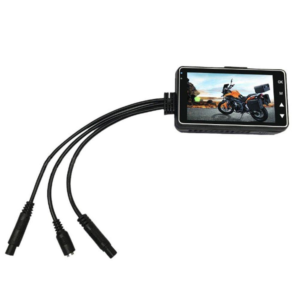Hd Grabador de conducción a prueba de agua Ciclo Video Profesional Moda Coche Black Box Motocicleta Grabador Se300 coche dvr