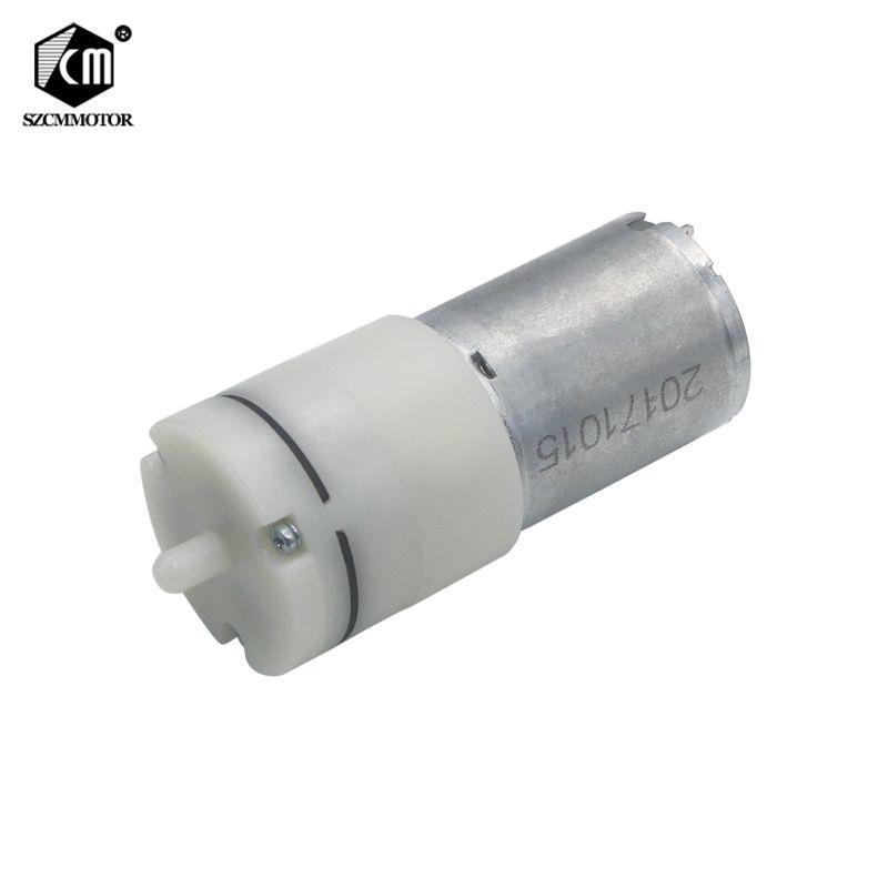 도매 Akvaryum Hava Motoru 마이크로 모터 공기 펌프 어항 물고기 탱크 마이크로 공기 압력 펌프 소다수 만드는 기계