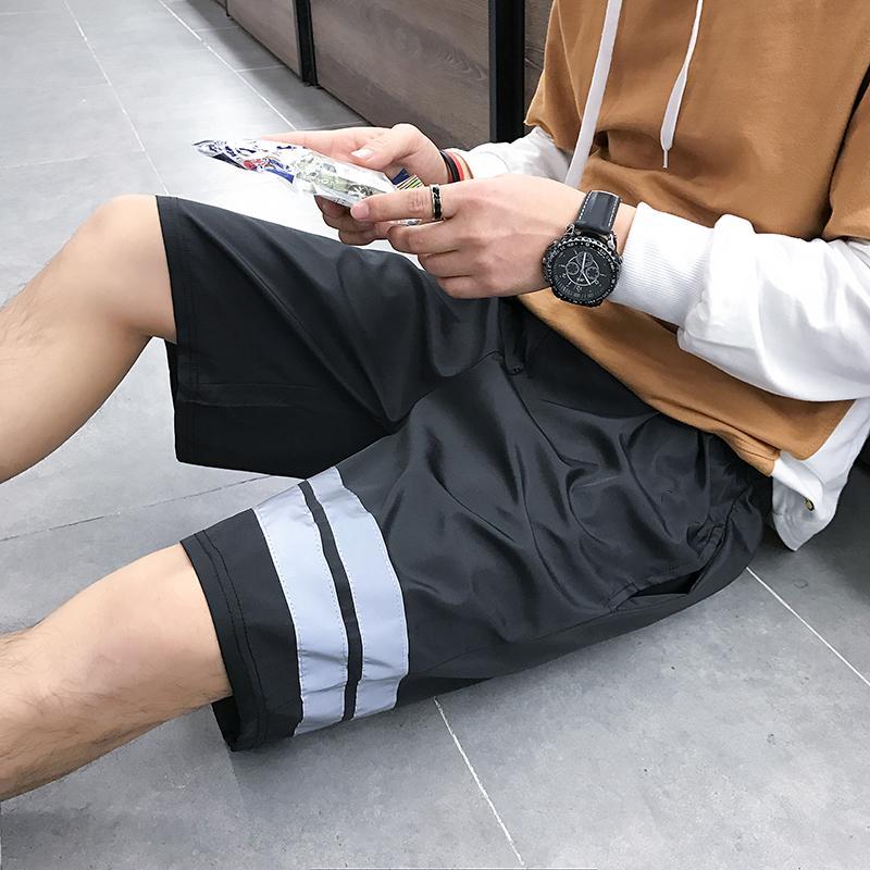 2020 Designer de Homens Shorts Verão Casual Calças Sports Shorts Marca curtos com Bule Logo Imprimir a marca de moda de secagem rápida Shorts M-2XL
