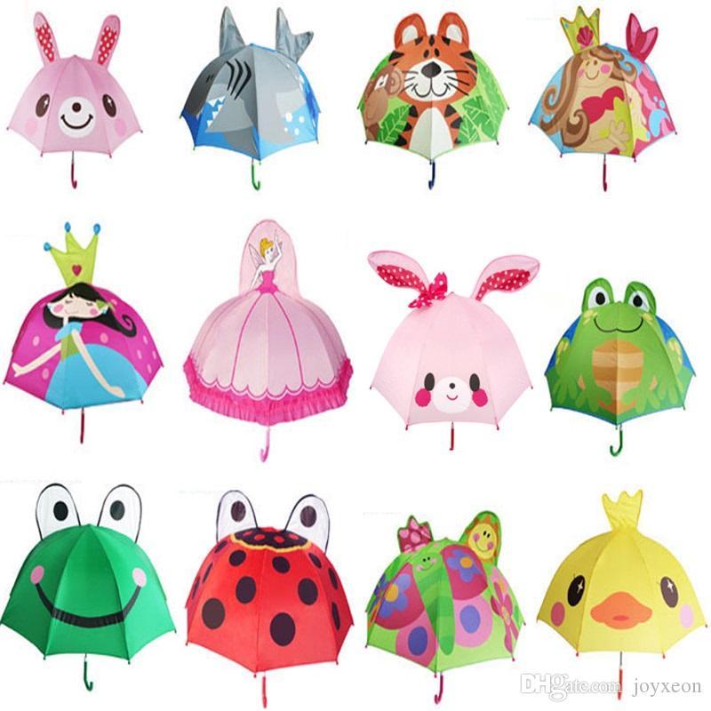 13 أنماط جميلة الكرتون تصميم مظلة للأطفال عالية الجودة 3d اختياري وظيفة مظلة ضوء المطر والشمس 47 سم 8k Fa2847 2021 من Joyxeon 26 56ر س موبايل Dhgate