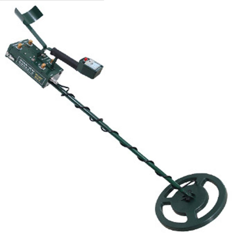 Hot Sale High Accuracy Gold Measuring Metal Detector GS-6000Underground High Sensitivity With LCD Screen Digger Treasure Hunter