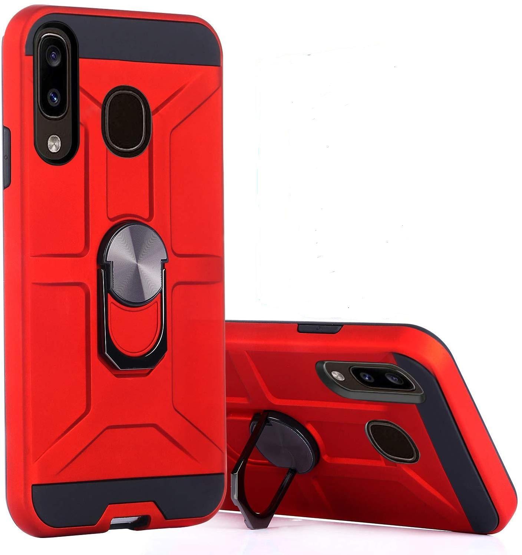 Für Samsung J3 Pro S3 S4 S5 S6 EDGE G530H E5 J5 J7 A8 360 ° Rotation Metallring Stoß- Schutz-magnetischen PC TPU Rüstung Telefon-Kasten-Abdeckung