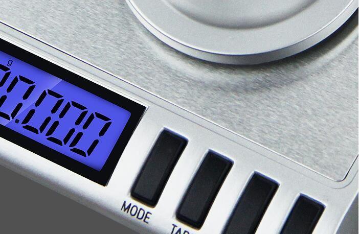 50g Elektronik Ölçekli Gram 0.001 Yüksek Hassasiyetli Laboratuvar Dengesi Dijital Cep Ölçeği Taşınabilir Mini Takı Tartı Dengesi