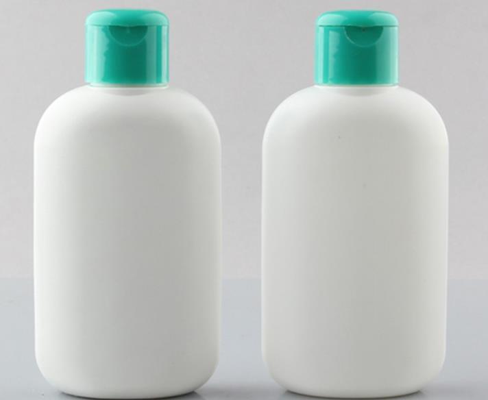 100ml Empty High-grade Shampoo body bath lotion plastic bottle