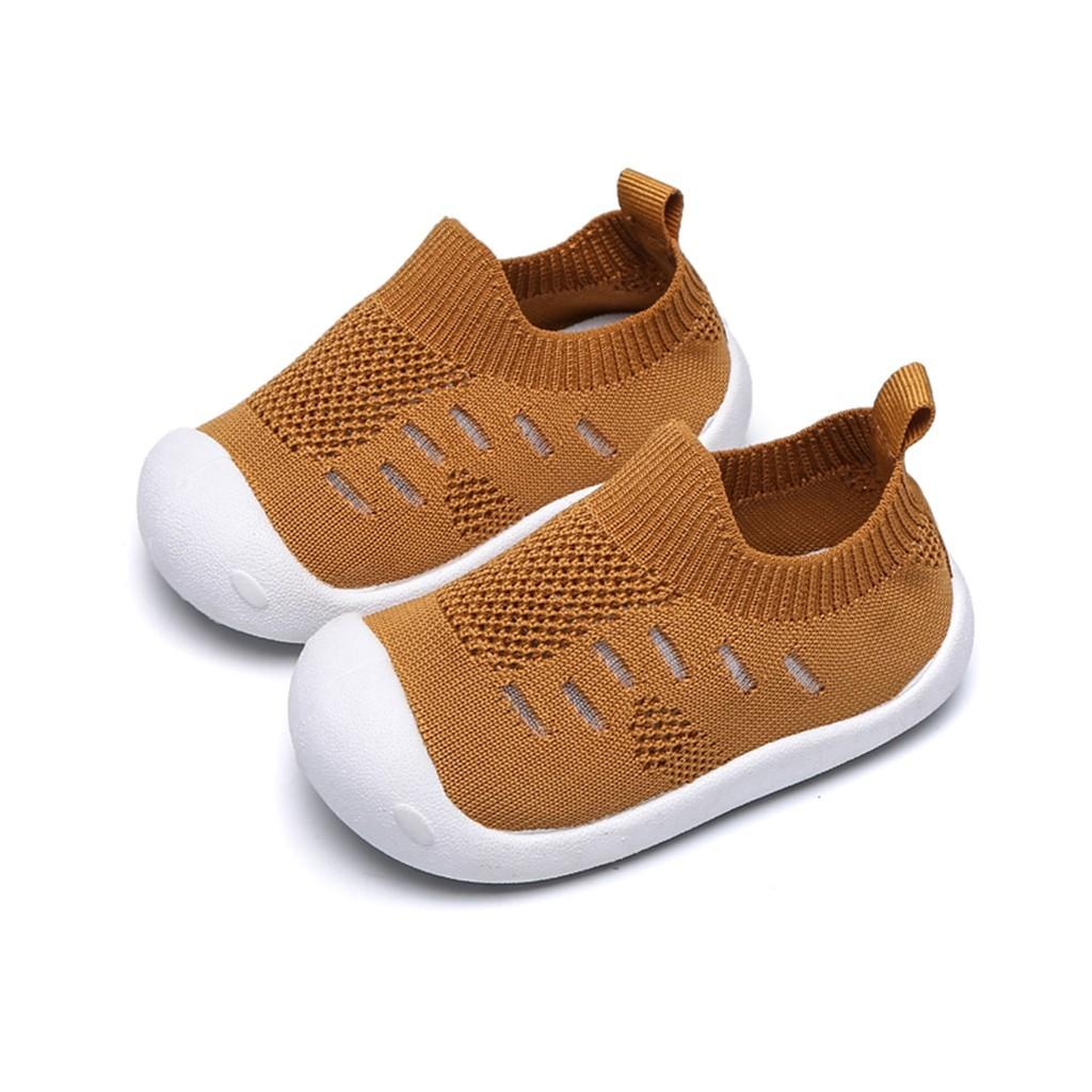 Toddler Infant Kids Baby Girls Boys Candy Color Mesh Sport Running Casual Shoes Children Casual Shoes Children's shoes New Brand