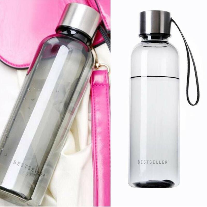 Proof Brief Water Bottle portable 500 ml Sport Drinking Water Bottle For Student
