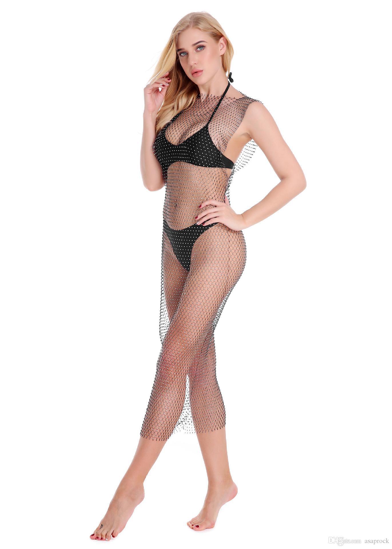 Mulheres Sexy grade Vestidos Designer Womens Clothes O pescoço Moda vestido sem mangas