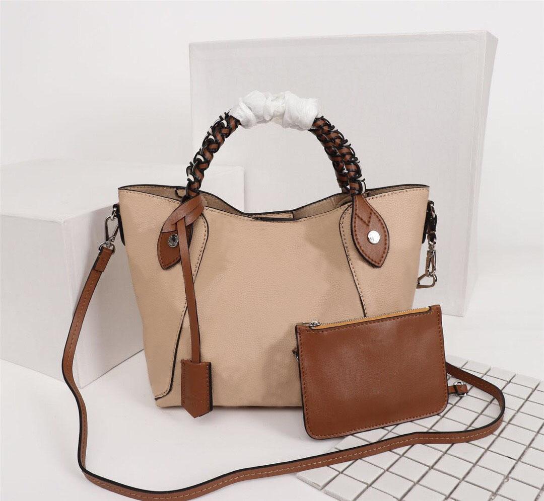 2020Designer's original single quality leather bag handbag shopping bag single shoulder straddle bag