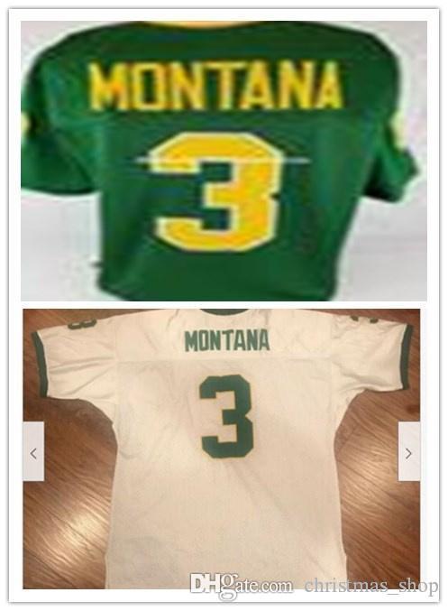 joe montana stitched jersey
