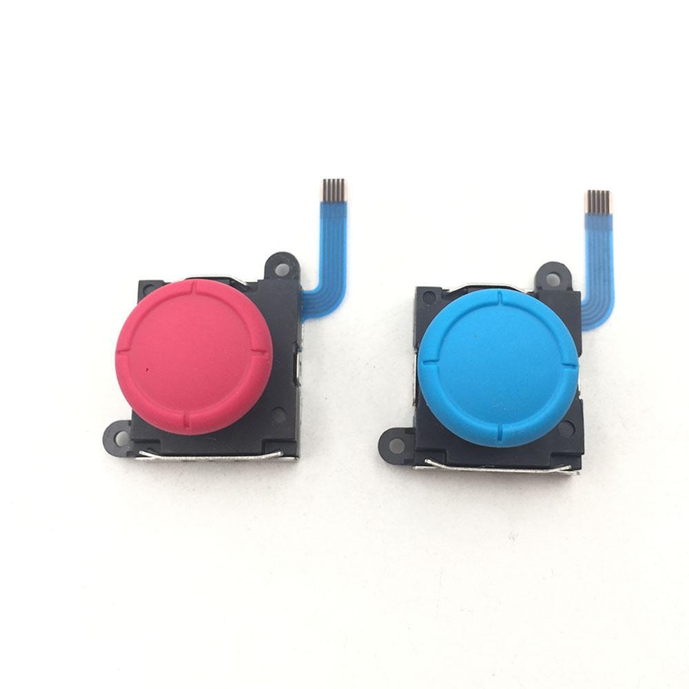 10pcs Orijinal Nintendo Anahtarı Lite Joy Con Kontrolör Joypad 3D Analog Joystick Thumb Çubuk Joystick Sensör Modülü