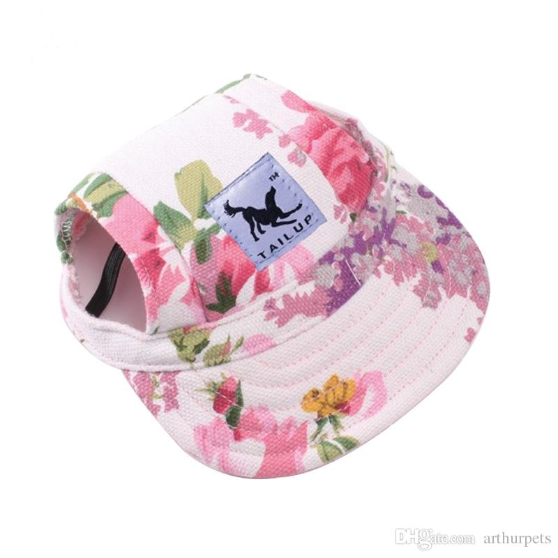 Hot Sale Sun Hat For Dogs Cute Pet Casual Cotton Baseball Cap Chihuahua Yorkshire Pet Products Plus Size L/XL