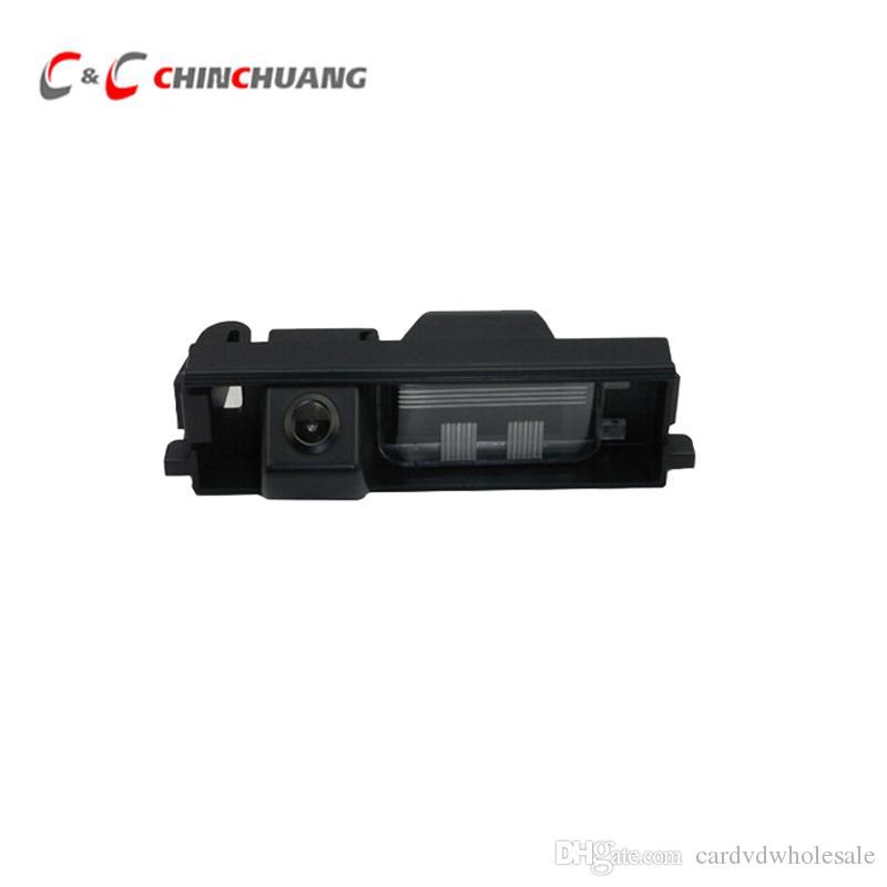 Auto-hintere Ansicht CCD-Kamera für Toyota RAV4 RAV 4 wasserdichte Nachtsicht Auto vehichle Unterstützungsrück Parkplatz Rückfahrkamera