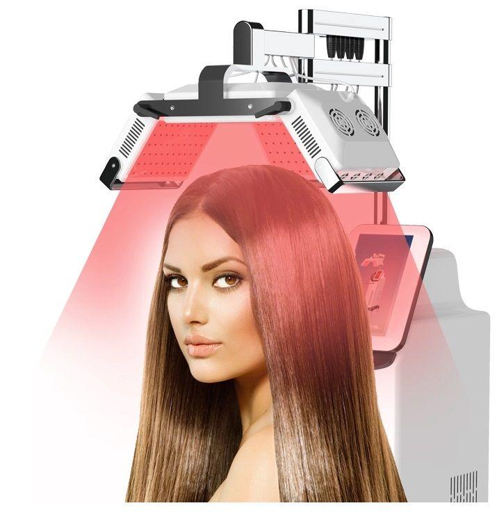 Nueva versión !!! Pérdida del cabello súper tratada para hombres / hembra