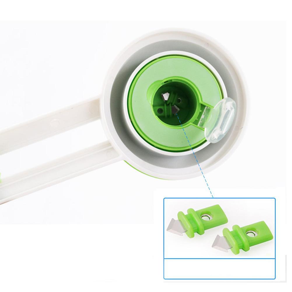 미니 다기능 서클 커터 DIY 휴대용 원형 로타리 손 도구 사진 종이 칼 패치 워크 카드 미술 공예 만들기